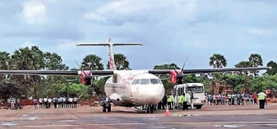 New Colombo - Jaffna air service from today