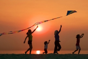 Parents advised of risks involved in flying kites