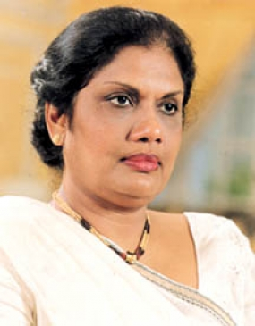 SLFP had people's friendly leaders only until 2005 -Chandrika Kumaratunge