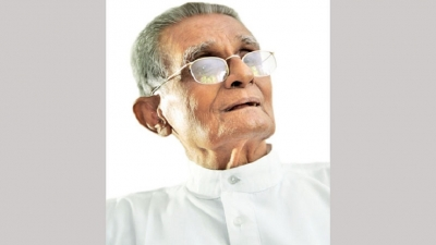 Prof. Vini Vitharana passed away at 91