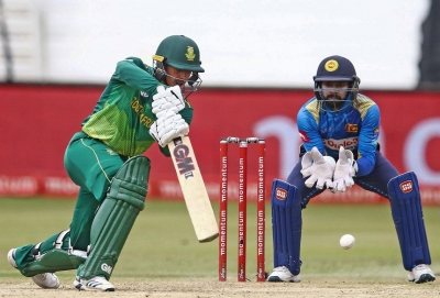 De Kock smashes ton as South Africa clinch ODI series win