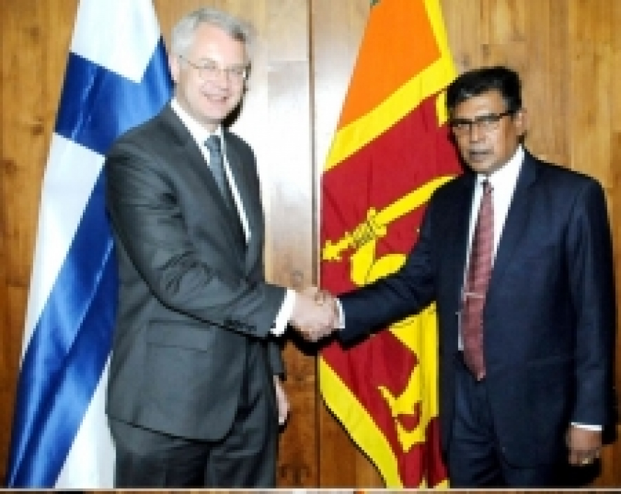 Finland commends Sri Lanka's engagement with international community