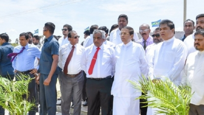 Construction of the largest drinking water supply project commenced  in Jaffna