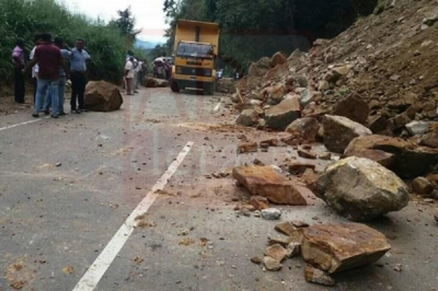 Ella-Wellawaya Road closure extended due to wet weather