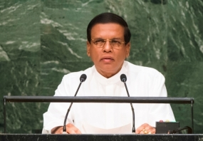 President Maithripala Sirisena's Address at the 70th General Debate of the UNGA