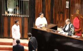 Piyasena Gamage sworn in as a Galle District MP