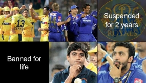 Corruption in the IPL: CSK, RR owners suspended for two years