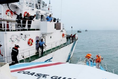 Seven (07) Indian trawlers released from custody