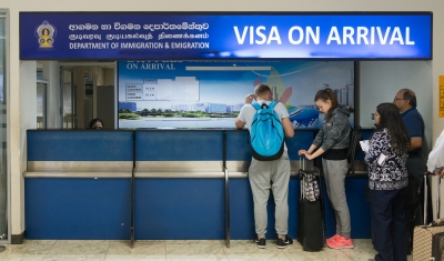 System of issuing  arrival visa for Chinese tourists changed