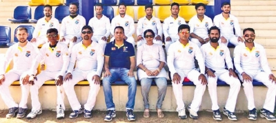 Mass Media Ministry excel at Public Service Cricket