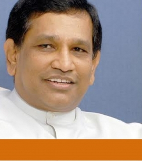 """Rajitha, a symbol in practical politics"""
