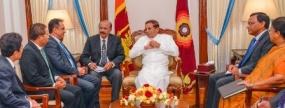 President invites Malaysian investors