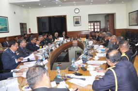 Annual Indo-Lanka Defence Dialogue held