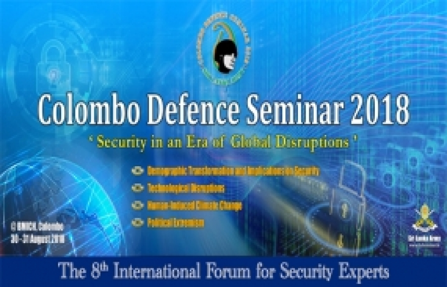 Several countries confirm participation at Colombo seminar