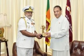 Navy Commander calls on Speaker