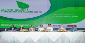 Climate Change should e addressed collective and dimensionally - Gamini Thilakasiri