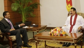 Maldives Seeks Sri Lanka's Assistance in Developing Defence Services