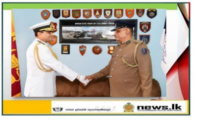 Commander of the Navy meets with Acting IGP