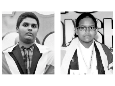 Asian Youth Chess Championship 2019 : Harshana, Kaveesha win medals for SL