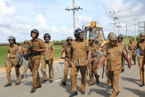 Aluthgama, Beruwala Tense Situation now under control