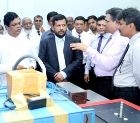 Sri Lanka measurement authority expands coverage to three new sectors