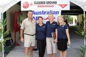 Australia to provide $A 700,000 for demining efforts in Sri Lanka