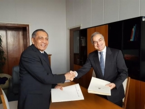 Driving License Agreement between Italy and Sri Lanka renewed