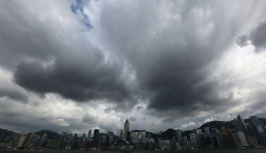 Cloudy skies, Strong winds and showery conditions to continue