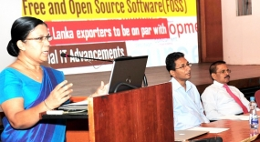 Lanka rides $60Bn global FOSS wave to help exporters