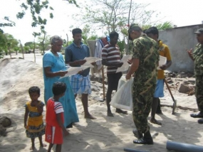 Jaffna Soldiers Conduct more Community-Oriented Programmes