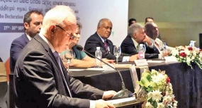 Norway supports SLPI global conference on Colombo Declaration