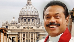 President is to leave for Vatican on Thursday