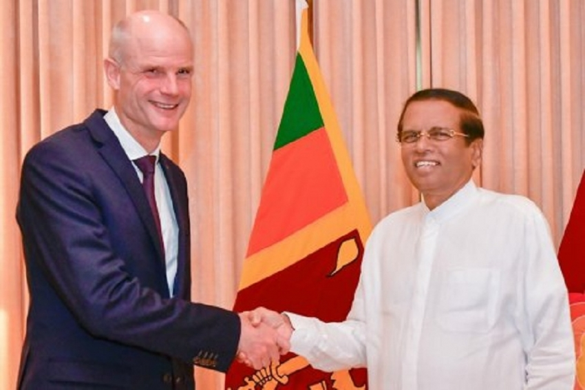 Netherlands FM Sri Lanka's democratic elections