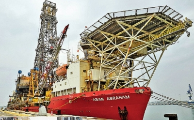 Hayleys  Commences  First Oil and Gas Drillship Lay-Up