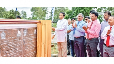 President opens more development projects in Polonnaruwa