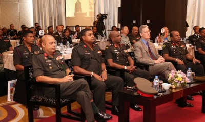 Sri Lanka calls for sharing of civil-military knowledge in South Asia
