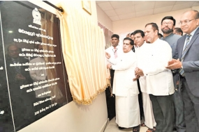 Re-developed Batticaloa Airport unveiled for civil aviation