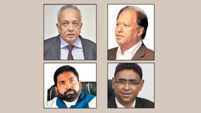 Four Acting Ministers sworn-in