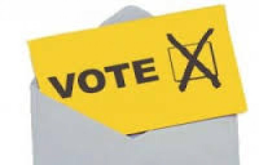 Acceptance of Postal Voting Applications ends midnight today