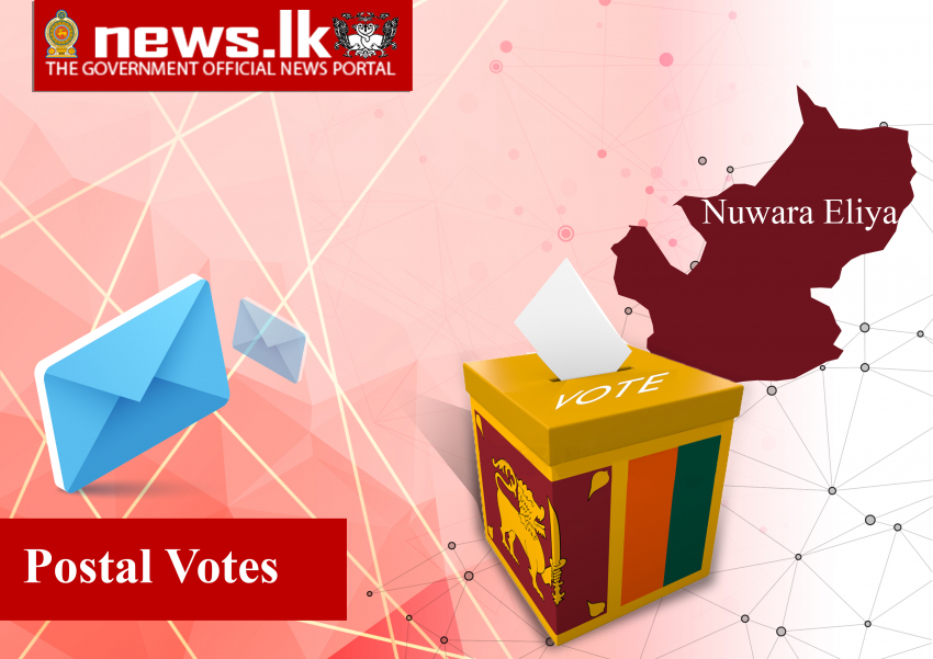 Polling Division : POSTAL District : Nuwara Eliya