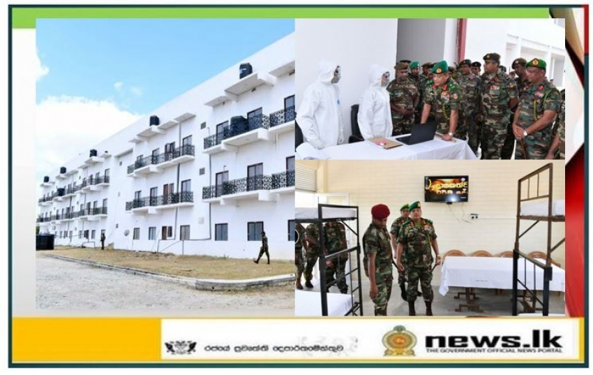 """Security Forces-East with Medical Experts, Now Ready for Quarantine of Expatriates & Foreigners""-Commander"