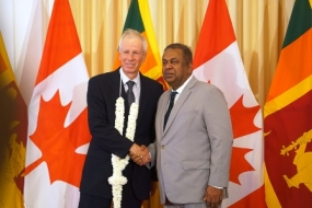 Canada and Sri Lanka Reinvigorate Relations