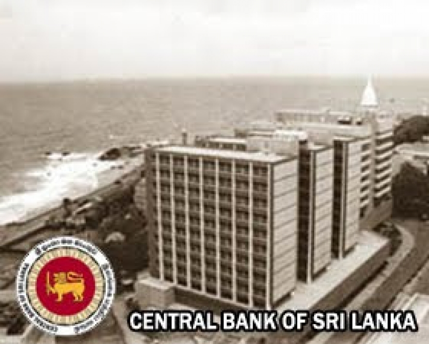 Central Bank of Sri Lanka and Indian Reserve Bank inks a pact