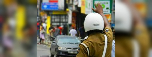 Motorists using Colombo-Horana road advised to use alternate routes
