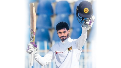 Dhananjaya 'proud' after fighting ton