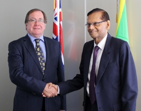 Dairy Development, Trade, Energy and Sports Co-Operation Dominate Sri Lanka – New Zealand Talks