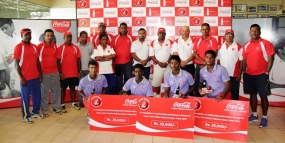 Coca-Cola  promotes grassroots cricket in Sri Lanka