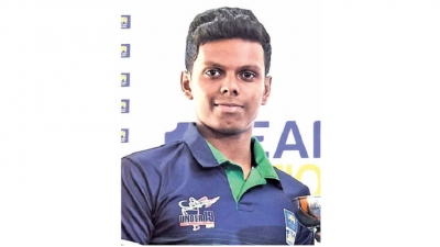 Nipun to lead Sri Lanka in under 19 Asia Cup