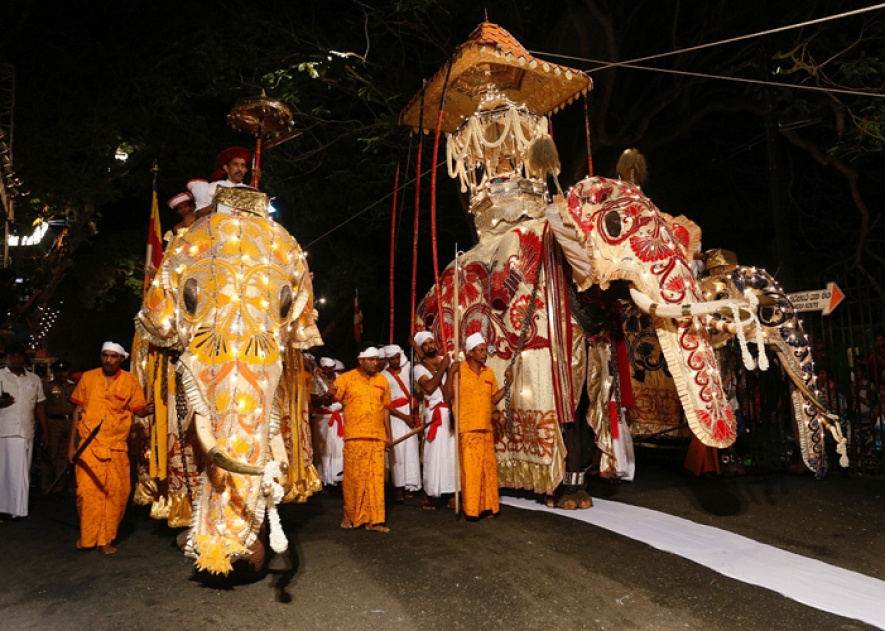 Final Randoli Perahera today