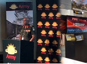 Chief of Army Keynote Speaker at Australian Army's CALFS18